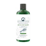 Nước rửa tay khô tinh dầu Sả Chanh PK 100ML khô nhanh, có kiểm định diệt khuẩn 99,9% thumbnail