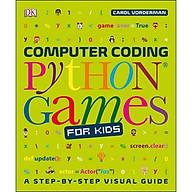 Computer Coding Python Games for Kids thumbnail
