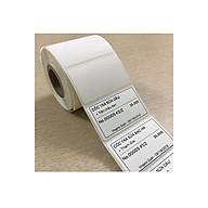 Set 9 cuộn giấy in mã vạch nhiệt 40x30mm cuộn 30m thumbnail