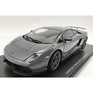 Xe Mô Hình Lamborghini Gallardo Lp570-4 Superleggera Autoart - 74657 (Xám) thumbnail