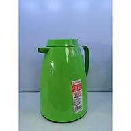 Phích pha trà giữ nhiệt cao cấp Rạng Đông, 1Lit, thân nhựa, Model RD-1045N1.E - Chính hãng thumbnail
