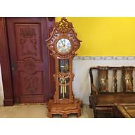 Đồng hồ gõ đỏ hoa lan tây lớn - DH2021 thumbnail