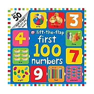 Lift-the-Flap First 100 Numbers thumbnail