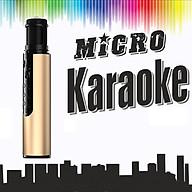 Micro Bluetooth không dây Karaoke cầm tay - Hàng Chính Hãng PKCB thumbnail