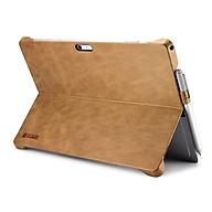 Ốp lưng da Icarer bảo vệ mặt lưng dành cho Surface Pro 4,5,6,7- Hàng nhập khẩu thumbnail