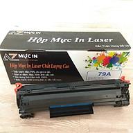 Hộp mực in 79A cho máy in HP LaserJet Pro M12a M12w M26a M26nw thumbnail