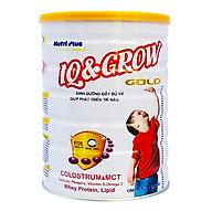 Sữa bột Nutri Plus IQ & Grow phát triển chiều cao, trí não cho bé 900G Sunbaby NTSBTH2019 thumbnail