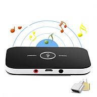 Thiết bị thu phát nhạc không dây Bluetooth BLT-6 Tặng kèm đầu OTG Micro usb sang Usb thumbnail