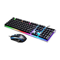 Bộ bàn phím giả cơ và chuột game dành cho game thủ NTC G21 thumbnail