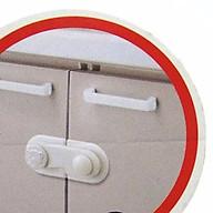 Chốt cửa, tủ an toàn cho bé nội địa Nhật Bản thumbnail