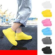 Ủng bọc giày đi mưa nam nữ, ủng cao su đi mưa có zize thumbnail