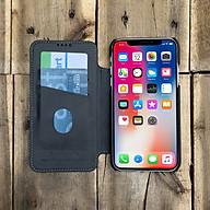 Bao da kiêm ví dành cho iPhone 11 - Màu đen thumbnail