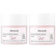 Mamonde Rose Water Gel Cream 80ml 1+1 Total 2PCS thumbnail