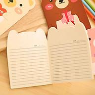Combo 2 Sổ tay hình gấu dễ thương cute - Giao màu ngẫu nhiên thumbnail