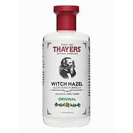 Nước hoa hồng THAYERS Alcohol-Free Original Witch Hazel Toner 355ml (Không cồn - Dành cho mọi loại da) thumbnail