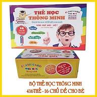 Thẻ học thông minh cho bé size to 19 chủ đề - Bộ thẻ học thông minh cho bé chuẩn phương pháp Glenn Doman thumbnail