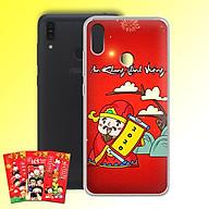 Ốp lưng dẻo cho điện thoại Zenfone Max M2 - 01217 7955 HPNY2020 09 - Tặng bao lì xì Mừng Xuân Canh Tý - Hàng Chính Hãng thumbnail