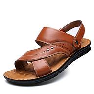 Dép quai hậu sandals dành cho nam mã DQH12129 thumbnail