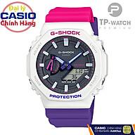 Đồng hồ nam Casio G-Shock GA-2100THB-7ADR chính hãng G-Shock GA-2100THB-7A Carbon Core thumbnail