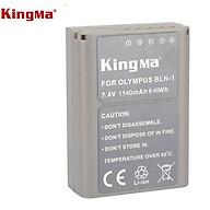 Bộ Pin sạc Kingma for Olympus BLN-1(có bán rời), Hàng chính hãng thumbnail