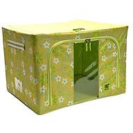 Túi đựng đồ đa năng khung thép 66L Giao mầu ngẫu nhiên thumbnail