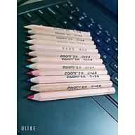 Combo 12 bút chì màu gỗ ZIBOM - tặng kèm hộp đựng ( Giao ngẫu nhiên hộp) thumbnail