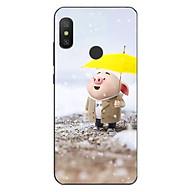 Ốp lưng dẻo cho điện thoại Xiaomi Mi A2 Lite_0385 Pig 25 - Hàng Chính Hãng thumbnail
