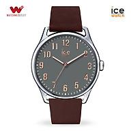 Đồng hồ Nam Ice-Watch dây da 41mm - 013046 thumbnail