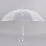 Ô dù trong suốt phong cách Hàn Quốc - Đi mưa phụ kiện chụp ảnh thumbnail