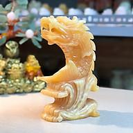Cá Chép Hóa Rồng đá Ngọc Hoàng Long(Cặp) - Roxi thumbnail