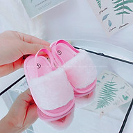 Giầy tập đi cho bé gái sơ sinh size từ 0-12m thumbnail