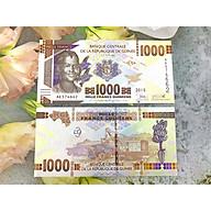 Tờ tiền 1000 Francs Guinea , tiền quốc gia nghèo châu Phi , mới 100% UNC, tặng túi nilon bảo quản thumbnail