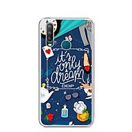 Ốp lưng dẻo cho điện thoại Vivo U10 - 0199 DREAMGIRL02 - Hàng Chính Hãng thumbnail