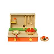 Bếp đồ chơi bằng gỗ thumbnail