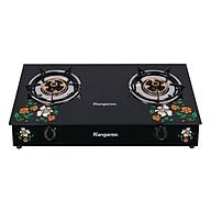 Bếp Gas Dương Mặt Kính Kangaroo KG507 - Hàng chính hãng thumbnail