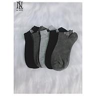Combo 5 đôi tất vớ cổ ngắn chống hôi chân dành cho nam ( màu ngẩu nhiên)-Lê Ngọc Fashion thumbnail