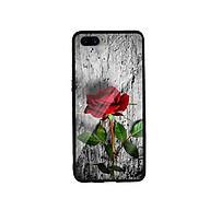 Ốp Lưng Kính Cường Lực cho điện thoại Oppo A3s - Rose 09 thumbnail