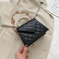 Túi xách nữ đẹp đeo chéo quai ngọc nhân tạo phong cách hàn quốc thời trang giá rẻ thumbnail