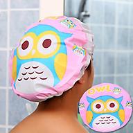 Combo 2 mũ ủ tóc chùm đầu ( Màu ngẫu nhiên ) thumbnail
