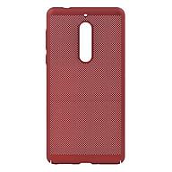 Ốp Lưới Tản Nhiệt Dành Cho Nokia 5 - Đỏ thumbnail