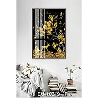 Tranh treo tường đẹp phòng khách Tranh GP gỗ MDF cao cấp 10219 thumbnail