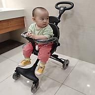 Xe đẩy em bé gấp gọn- ghế ngồi đi chơi trẻ em nhỏ gọn thumbnail
