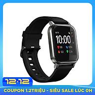 Đồng hồ thông minh XIAOMI Haylou LS02 Phiên bản tiếng Anh 12 Chế độ thể thao IP68 màn hình LCD 1,3 inch chống nước LS01 phiên bản cập nhật thumbnail