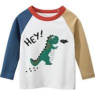Áo bé nam quần áo bé trai mẫu Supere cool cao cấp cho bé từ 10kg đến 30kg vải cotton 100% mềm mại co giản 4 chiều thumbnail