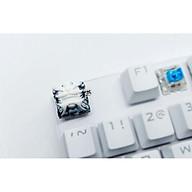 Keycap Shishi Clone tone trắng đen trang trí bàn phím cơ gaming thumbnail