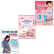 Combo Sách Hay Dành Cho Mẹ Bầu Tri Thức Thai Sản + Thai Giáo Theo Chuyên Gia + Bách Khoa Nuôi Dạy Trẻ Từ 0-3 thumbnail