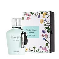 Nước Hoa LONKOOM PARFUM for Men Retro Blue Perfume Floral-Fruity Fragrance Men s Eau De Toilette 100ml 1183 thumbnail