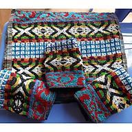 Combo 5 khăn mặt Thổ Cẩm thumbnail