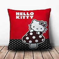 Gối Vuông Hello Kitty Trên Cây Nấm GVCT022 (36 x 36 cm) thumbnail