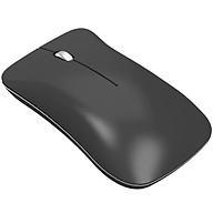 Sunnimix 2.4GHz Không Dây Bluetooth, 2 Chế Độ Mỏng Chuột Không Dây Với Bộ Thu USB Tương Thích Cho Máy Tính, laptop, Andr thumbnail